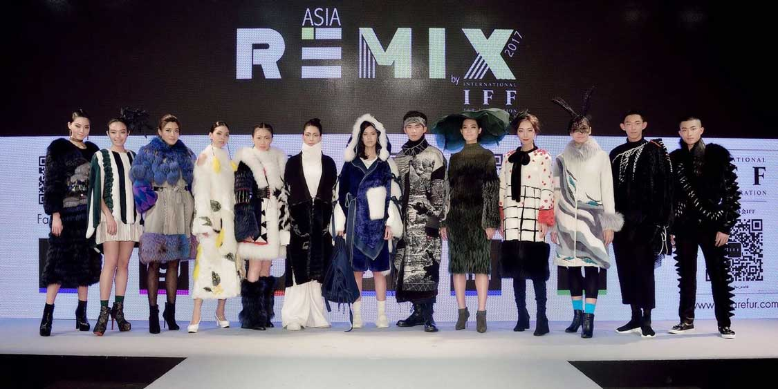 Kopenhagen Fur at Asia Remix